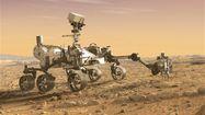 MARS SUPERCAM 0