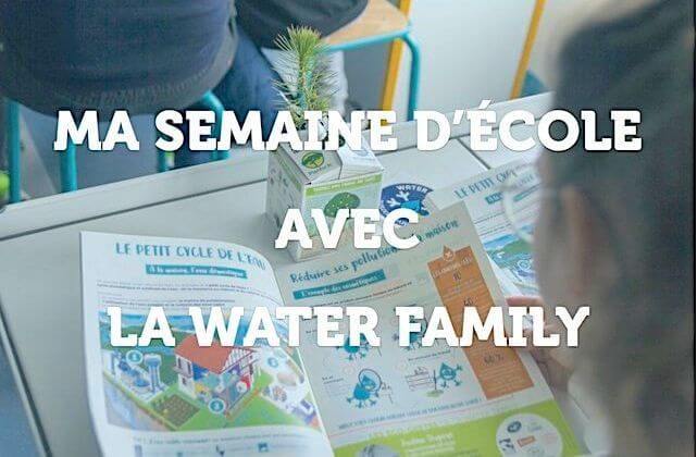 WATERFAMILY SEMAINE 2